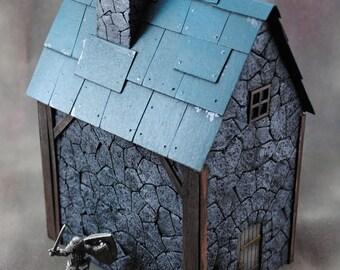 Steampunk Stone Cottage