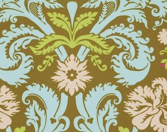 Amy Butler Belle - 1/2 yard Acanthus in Olive - Rowan Westminster Fabrics - PWAB109