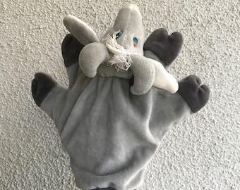 Hand Puppet Goat Montessori Handmade