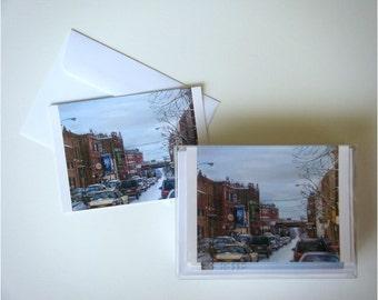 Bucktown, Chicago Notecards - Box of 30
