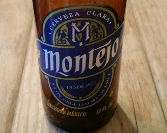 YAVA Glass - Upcycled  Montejo Beer Bottle Glass