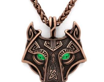 Necklace Runic Nordic Pendant Talisman Futhark Rune Pendant Rune Yggdrasil Viking