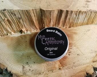 2 oz Original Beard Balm