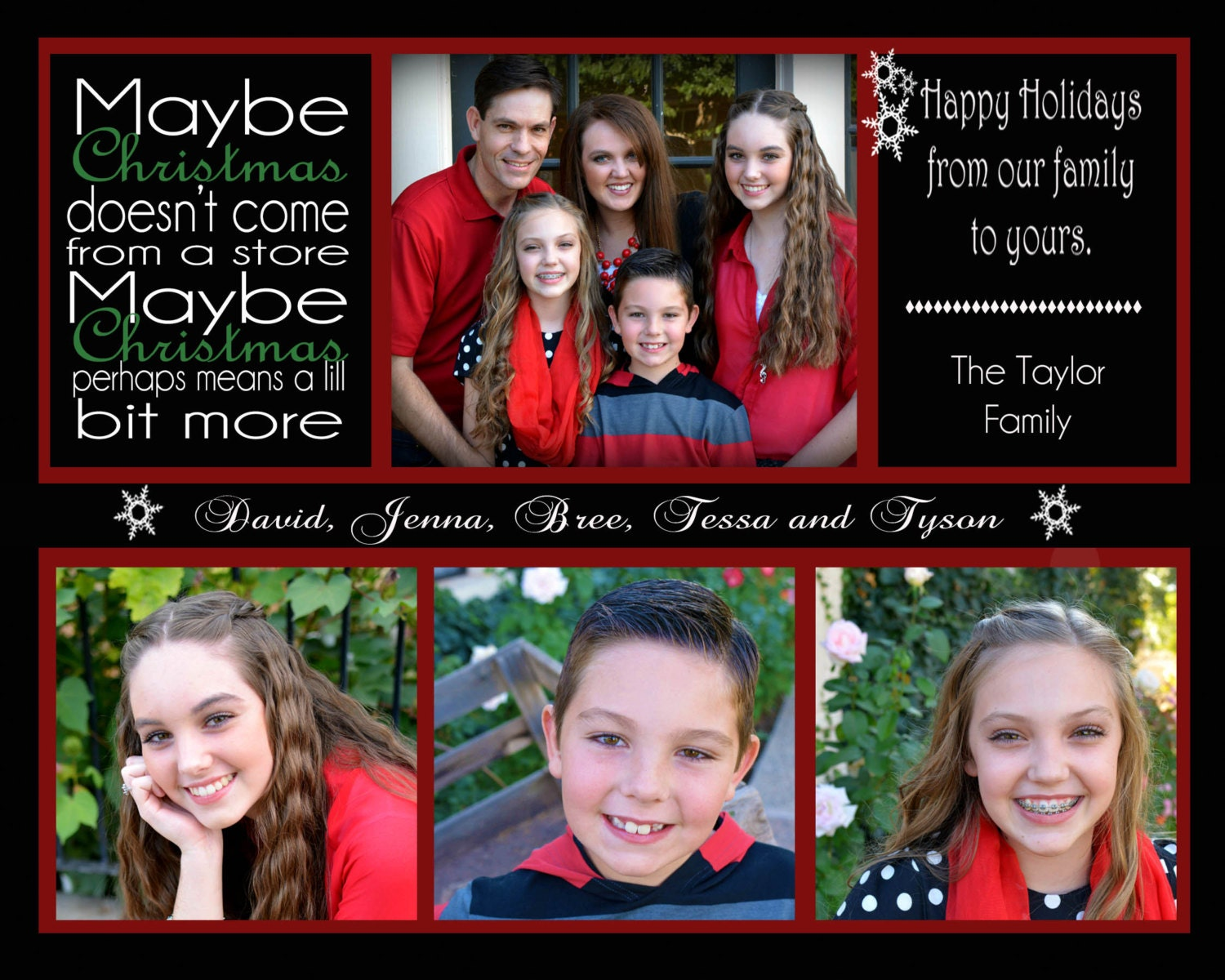 costco christmas photo cards 2015