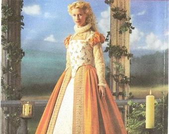 Simplicity 8881 Misses' Elizabethan Costume Pattern, 14-20