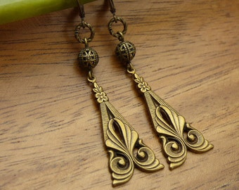 1920s Earrings Etsy
