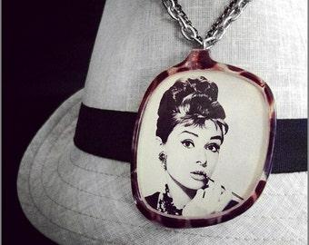 Audrey Hepburn-Halskette