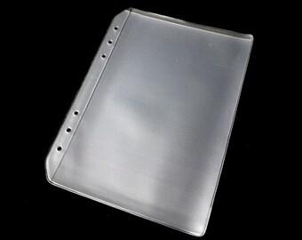 A5 Envelope folder for Filofax or similar planner