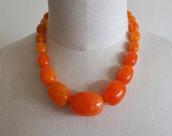Vintage Oversized Necklace