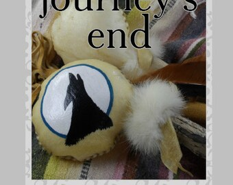 JOURNEY'S END - Softcover Paperback Autobiographical Book - A Woman's Personal Story, Grounded in Faith