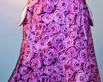 Apron of Roses