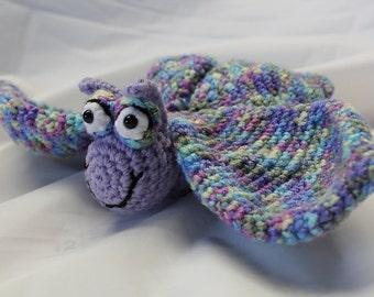 Amigurumi Crochet Pattern - Butterfly