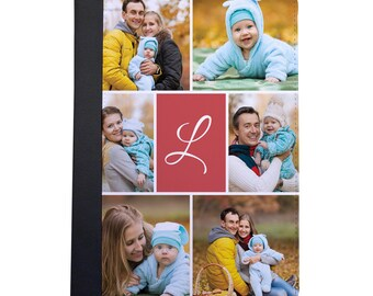 Add Your Own Photos & Initial Folio Case For The iPad Mini