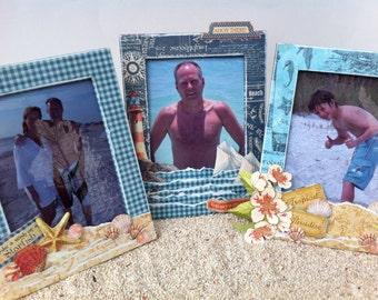 Seaside Frames and More - an online workshop