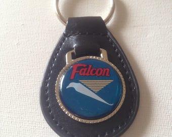 Ford Falcon Keychain Leather Ford Key Chain