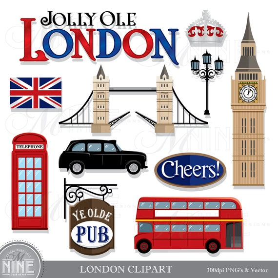 London clip art london theme clipart download london - Dessin taxi anglais ...