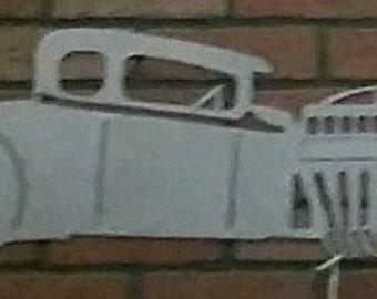 """20"""" Long Graffiti Coupe"""