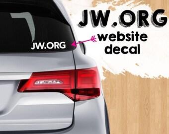 Jw org Decal