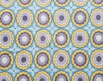 Joyful Garden-Maria Floral Cotton Fabric