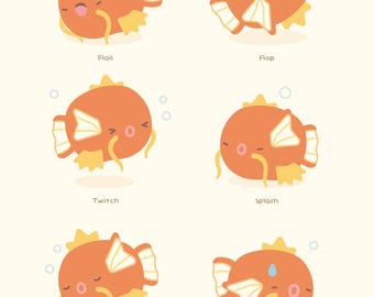 Magikarp's Guide to Being an Adult