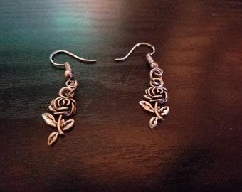 Alistair Rose Earrings