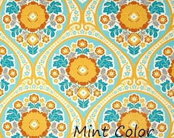 Buy More and Save ~ Atrium Grace Mint Color ~ Joel Dewberry Atrium Collection, Cotton Quilt Fabric