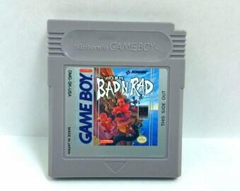 Skate ou die Bad n Rad Nintendo Gameboy vidéo Game
