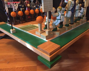 The basketball chess sey by jim arnold