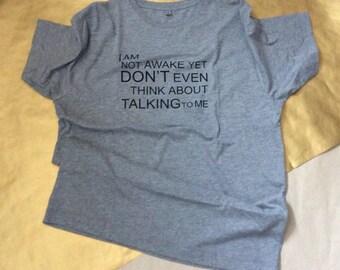 Not Awake T-shirt