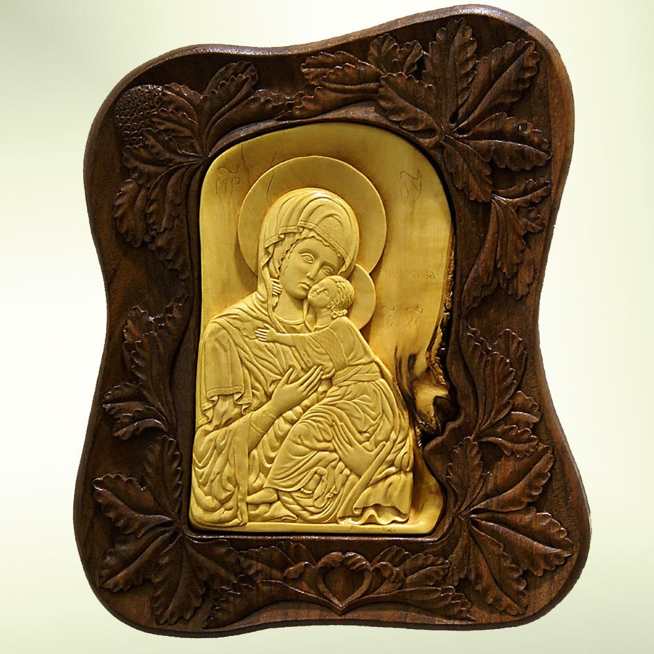 Contemporary Carved Wooden Artwork Wall Decoration Pattern - The ...
