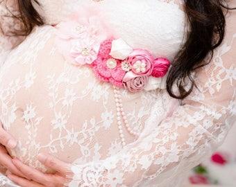 Maternity sash, sash