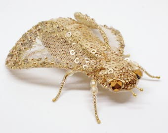 Brooch Fly-Fly-Unique gift