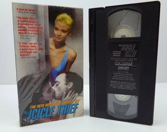 The Icicle Thief VHS Tape