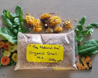 The Natural One Organic Mix 100g bag