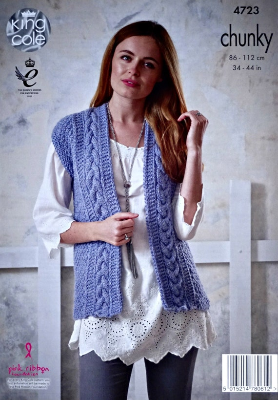 Knitting Patterns For Ladies Waistcoats Images Knitting Patterns