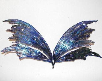 Fairy Wings-Ooak-Iridescent-Adult or Children size Fairy Wings (Made to Order)