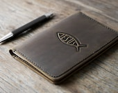 Leather Journal Notebook Personalized Leather Journal Leather Notebook #072