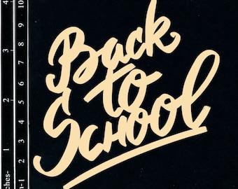 Dusty Attic, DA19600, Back To School , Scrapbooking, Chipboard, Card Making, Mixed Media, DYI crafts