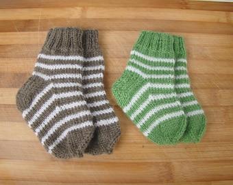 Warm Baby Socks Etsy