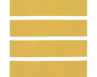 Yellow Playa Stripe