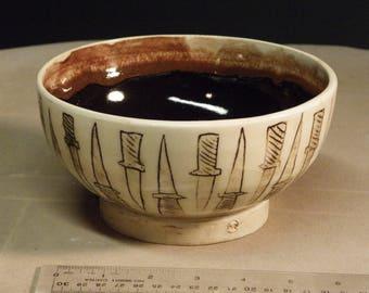 Daggar Bowl