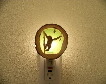 Chimpanzee nightlight