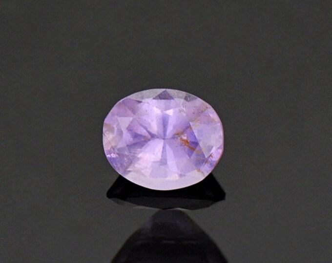 Pretty Lavender Purple Spinel Gemstone from Sri Lanka 1.25 cts