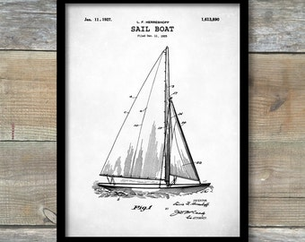 Sailboat winch patent print sailboat poster sailboat art patent print sailboat patent sailboat poster sailboat print sailboat art sailboat malvernweather Gallery