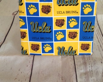 UCLA cosmetic bag, makeup bag