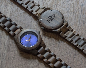 Womens Wood Watches, clock, watch, Wooden watch,womens watch, birthday gift,Christmas, bridesmaid gift, wife,mom, anniversary, Father's day
