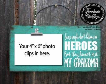 grandma gift, grandma sign, grandma Christmas gift, grandma birthday gift, grandma, grandma mother's day gift, gifts for grandma
