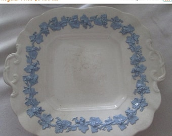 ON SALE WEDGEWOOD Queensware Petits Fours Plate