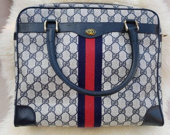 Authentic Vintage Gucci Accessory Collection Bag