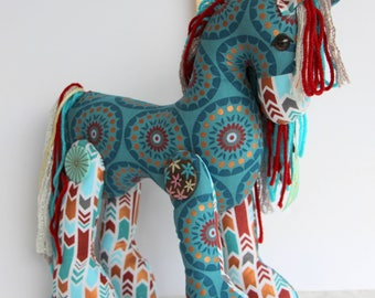 Stuffed Horse Plush Toy
